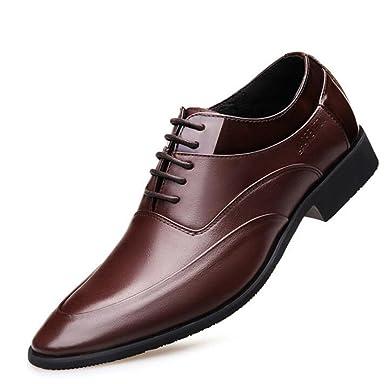 purchase cheap ae2f8 857eb GTYMFH Herrenschuhe Herrenschuhe Business Schuhe Leder ...