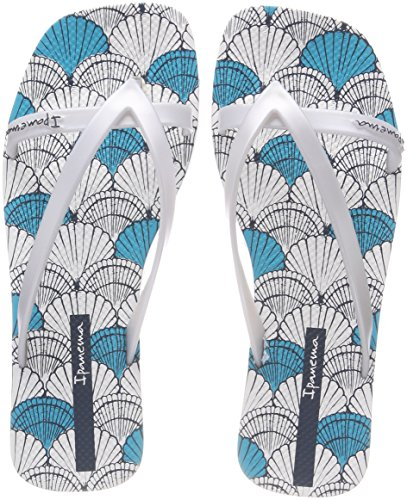 Donna White Fem V Infradito Multicolore Fashion Ipanema Kirey 8870 w0qX1nfxR