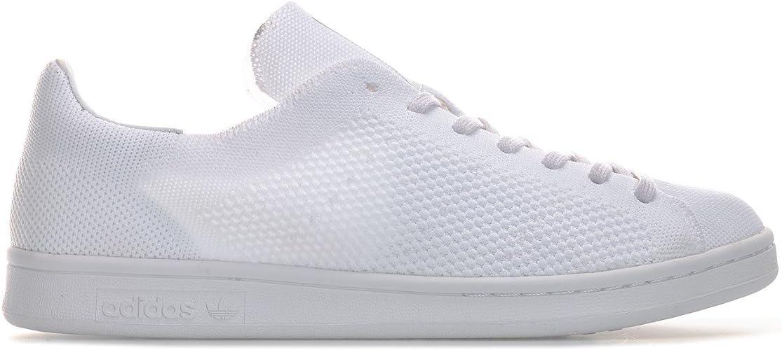 adidas Originals Baskets Stan Smith P Knit Blanc Homme