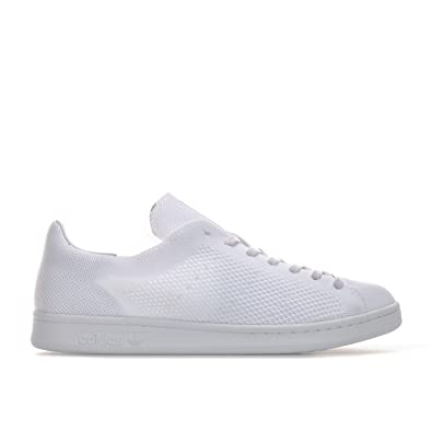 size 40 4bad5 d2078 adidas Originals Baskets Stan Smith P Knit Blanc Homme
