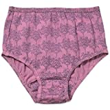 Best Fitting Pantys - Valair Women's Full Cut Soft Cotton Brief Panty Review