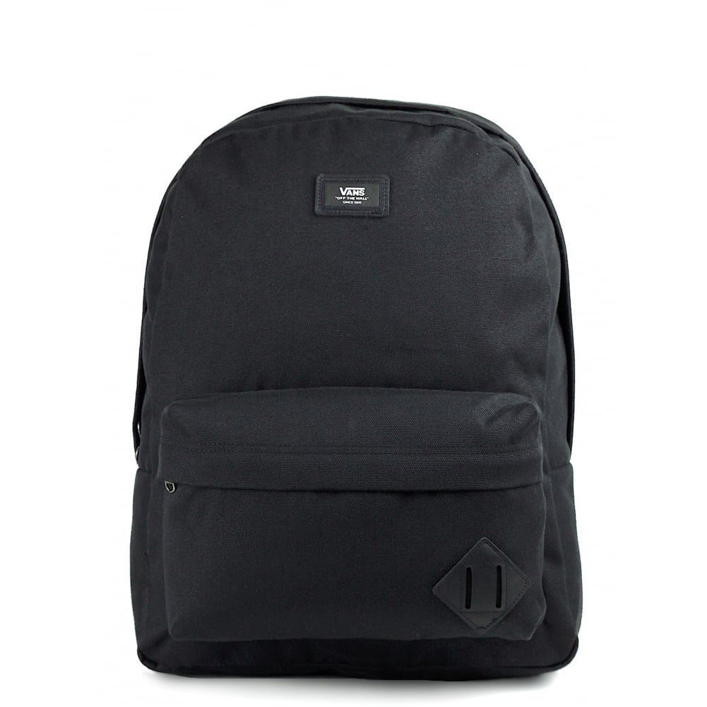 Vans Old Skool II Backpack Casual Daypack, 42 cm, 22 Liters, Black