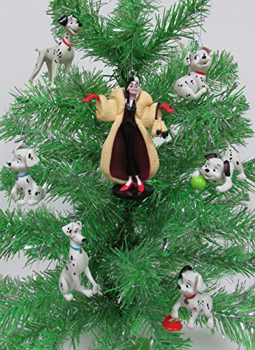 Disney Dalmatians Christmas Ornament Featuring