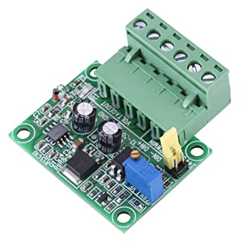 Buy PWM Signal to Voltage Converter, 1-3KHZ 0-10V PWM Signal Converter  Module, Digital Analog Board for Industrial Control Panel PLC or Other  Signal Interface Switching Online at Low Prices in India -