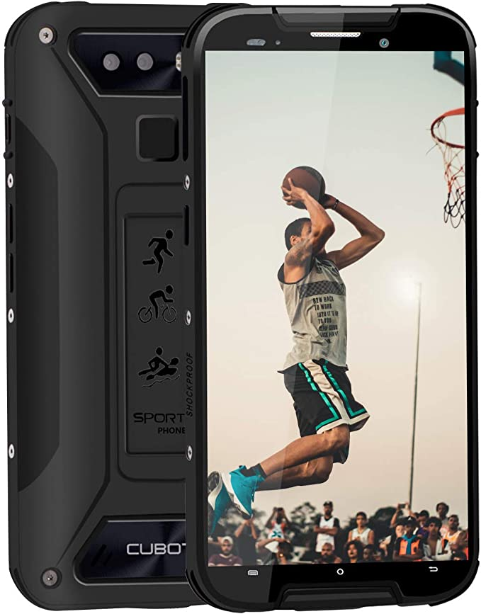 CUBOT Quest Lite 4G Smartphone IP68 Robusto 3GB RAM + 32GB ROM ...