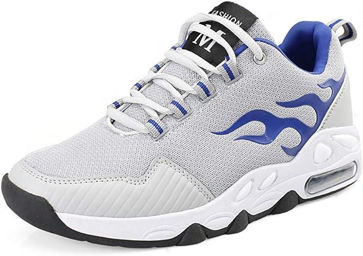 Zapatillas de Baloncesto Hombre Malla Transpirable Alta ...