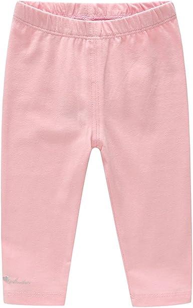 JiAym Leggings Bebé-Niñas Uni Pantalones de algodón 18-24 Meses: Amazon.es: Ropa y accesorios