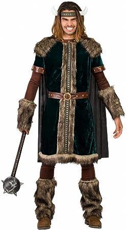 Disfraz Vikingo XL: Amazon.es: Juguetes y juegos
