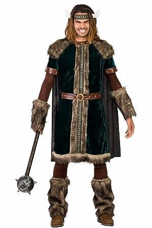 Disfraz Vikingo M-L: Amazon.es: Juguetes y juegos
