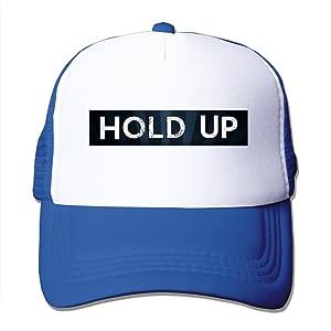 Beyon Hold Up Trucker Hat Baseball Cap For Men Women (5 Colors) RoyalBlue
