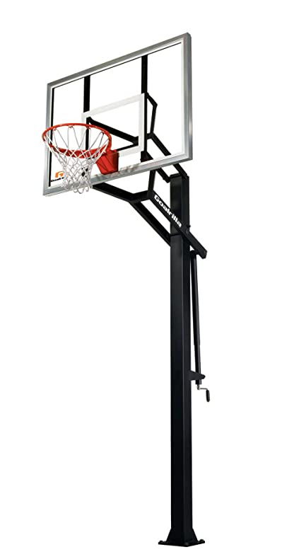 Amazon.com : Goalrilla GS In-Ground Basketball Systems with Tempered ...