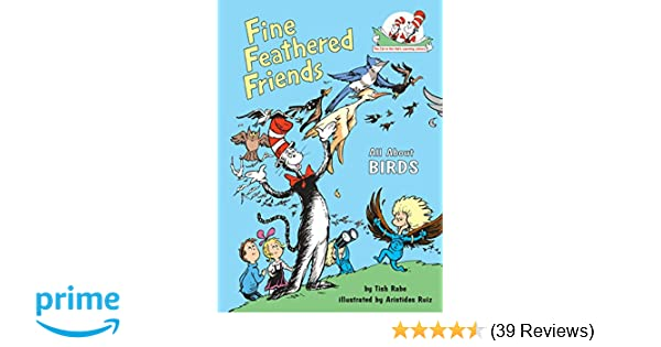 Amazon Fine Feathered Friends All About Birds Cat In The