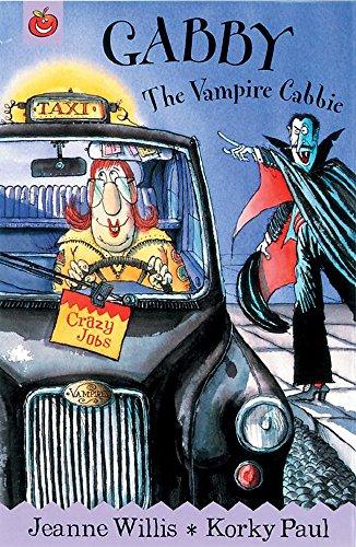 Gabby the Vampire Cabbie (Crazy Jobs) (Crazy Cabbie)