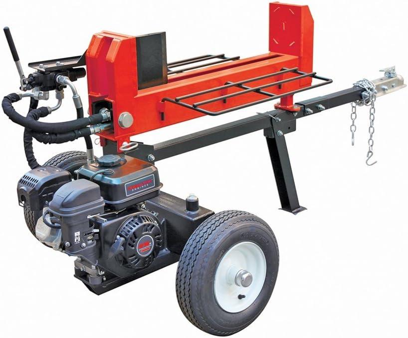 20 ton Log Splitter Gasoline powered does not ship to California, AK or HI