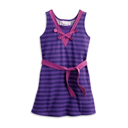 Amazoncom American Girl Rebeccas Seashore Dress For Girls Size 12