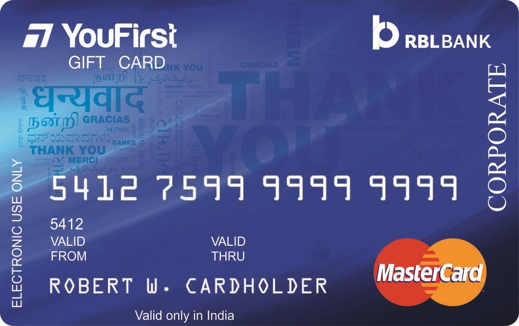 YouFirst - RBL Gift Card-Rs.1000: Amazon.in: Gift Cards