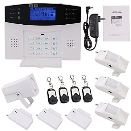 Access Control Gsm Intercom For Gate Opener Access Controller And Two Alarm Input For Home Safety Security Alarm Dc12v Version Access Control Accessories