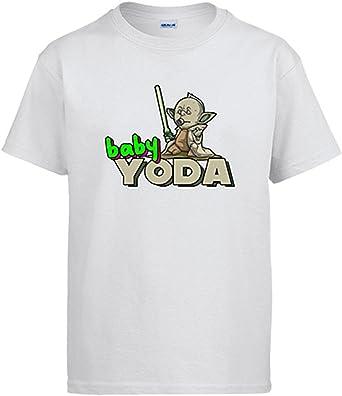 Diver Camisetas Camiseta Parodia de Baby Friki: Amazon.es: Ropa y accesorios