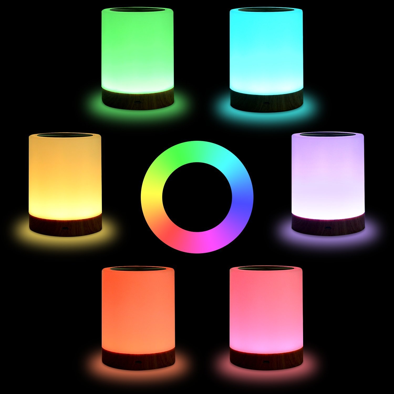 kmashi touch lamp bedside table lamps for bedrooms. Black Bedroom Furniture Sets. Home Design Ideas