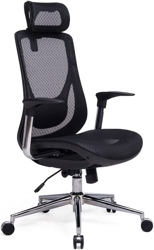 VIVA OFFICE High Back Executive Mesh Chair