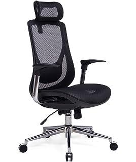 Amazoncom VIVA Office Ergonomic High Back Mesh Chair with