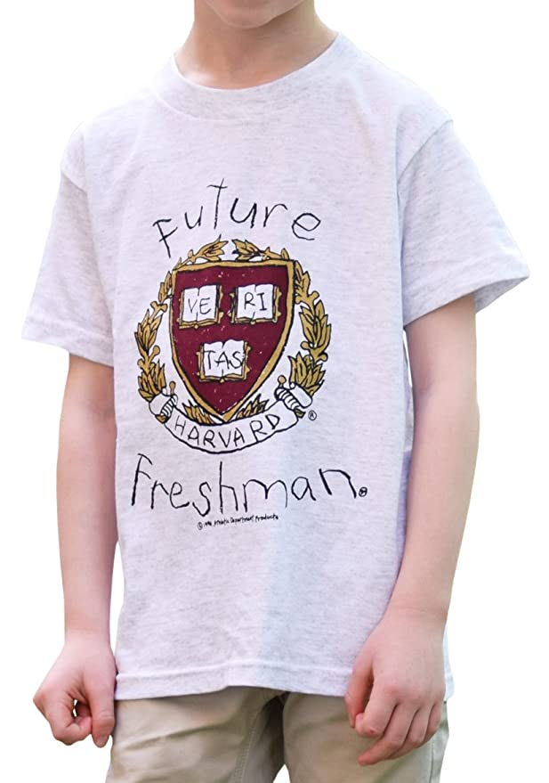 904585867 Amazon.com: Harvard Kids T-Shirt - Future Freshman Youth Tee - Officially  Licensed: Clothing