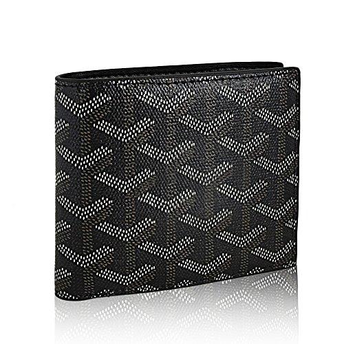 Stylesty Fashion Genuine Leather Wallet Lady Designer Bifold Wallet Pocket Wallet for Women - Hermes Wallet Dog On