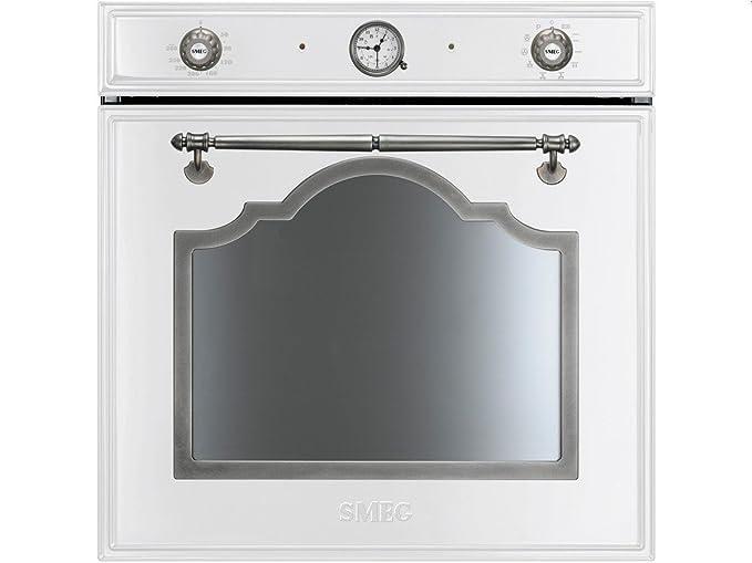 Smeg SFP750BS - Horno (Horno eléctrico, 72 L, 3000 W, 72 L, 3000 W ...