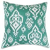 Majestic Home Goods Raja Pillow, Large, Jade