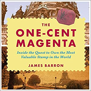 The One-Cent Magenta Audiobook