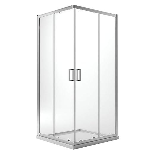 Idralite Box Mampara de Ducha Rectangular 70x100 H200 Transparente ...
