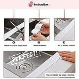 Bath Sealant Tape, 2 Pack Waterproof PE Ultra