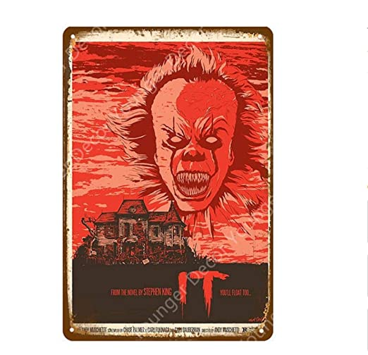 LHCY Vintage Metal Plaque Movie Poster Film Star Shining ...