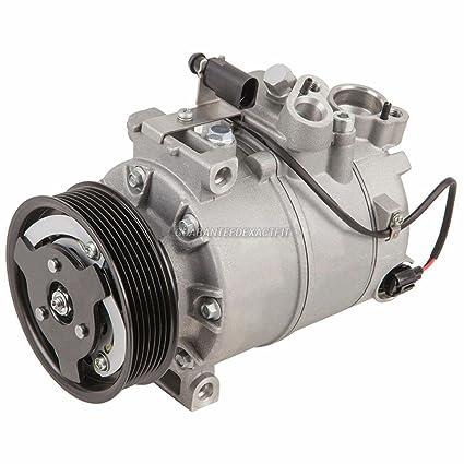 Amazon.com: AC Compressor & A/C Clutch For Audi Q7 VW Touareg Porsche Cayenne - BuyAutoParts 60-02357NA NEW: Automotive