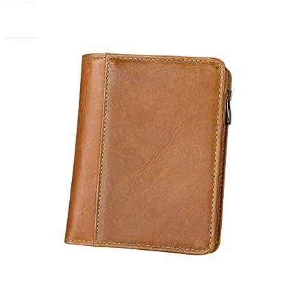Carteras minimalistas para hombres Monedero de los hombres / Monedero de bolsillo delantero de los hombres
