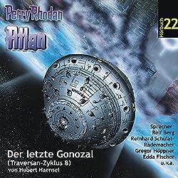 Atlan - Der letzte Gonozal (Perry Rhodan Hörspiel 22, Traversan-Zyklus 8)