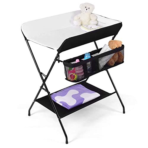 GLACER Baby Changing Table