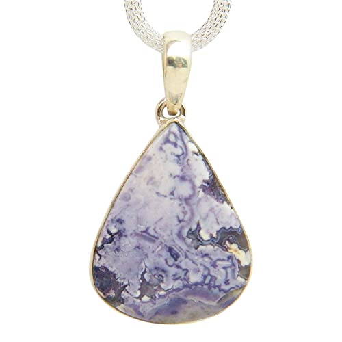 4f3401101 Amazon.com: Fundamental Rockhound: Tiffany Stone Gemstone Sterling ...