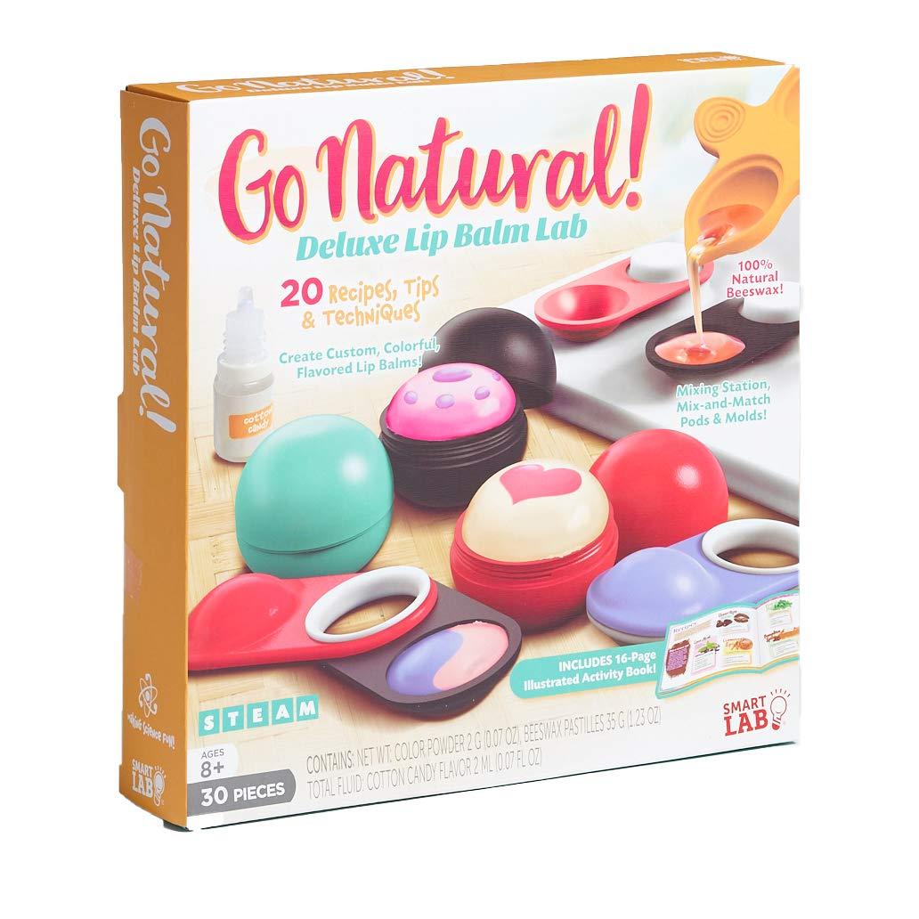 Go Natural Deluxe Lip Balm Lab  SmartLab Toys Amazon.de Bücher