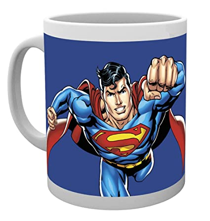 GB Eye LTD, DC Comics, Liga de la Justicia Superman, Taza