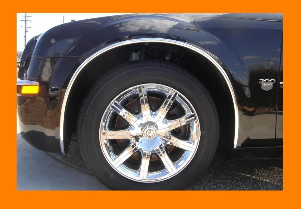 amazon com 2007 2010 nissan altima chrome wheel well moldingsamazon com 2007 2010 nissan altima chrome wheel well moldings fender trim kit 4pc 2008 2009 07 08 09 10 automotive