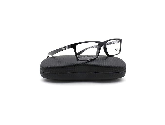 Amazon.com: Ray-Ban RX8901 - Gafas unisex de fibra de ...