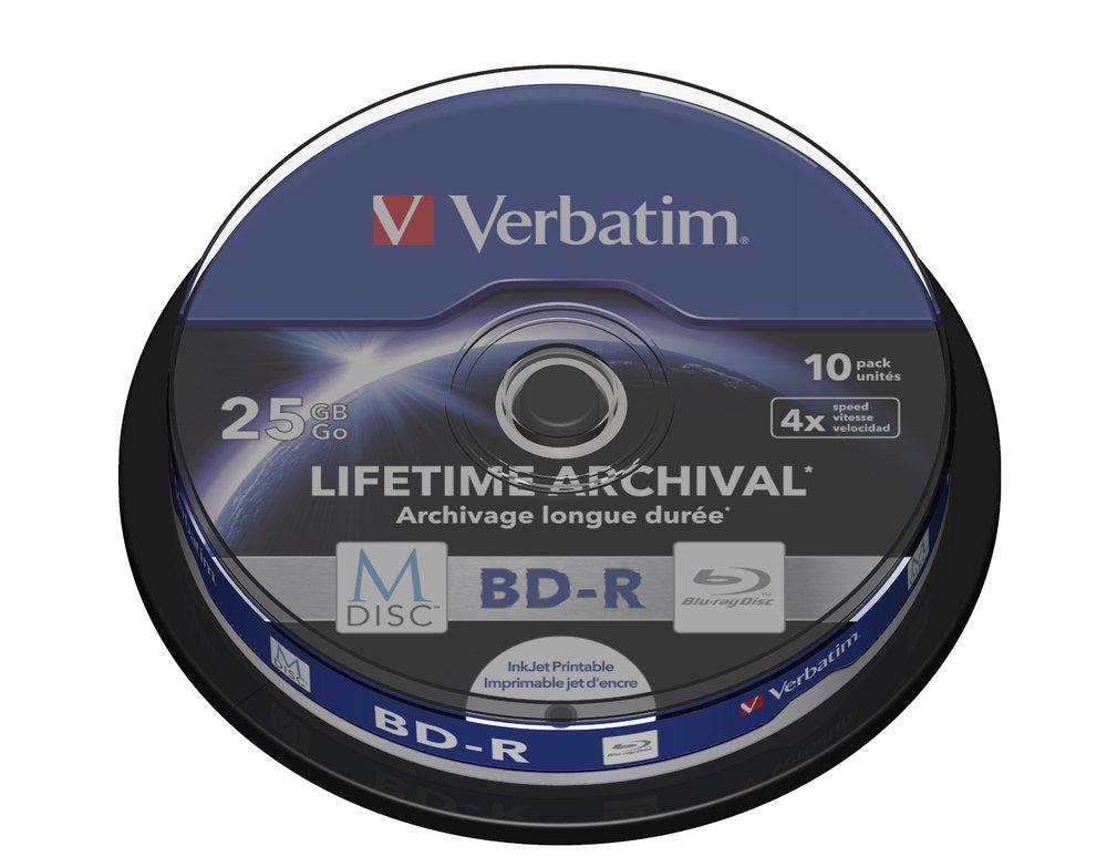 Verbatim M-Disc BD-R
