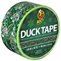 Duck Brand 283270 Printed Duct Tape, Bubble Trees Holiday, 1.88 Inches x 10 Yards, Single Roll by Duck