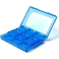 Azul Memoria 28en1 Juego Sostenedor Caja Tarjeta SD