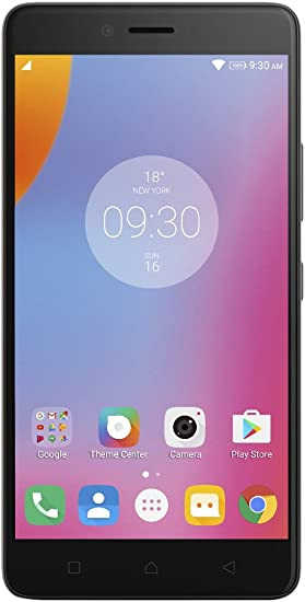 LENOVO Smartphone DUALSIM K6 Note PA570140IT 32GB Italia Dark Grey: Amazon.es: Electrónica