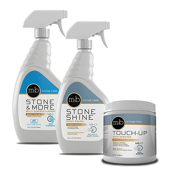 MB Stone Care Marble Repair Kit