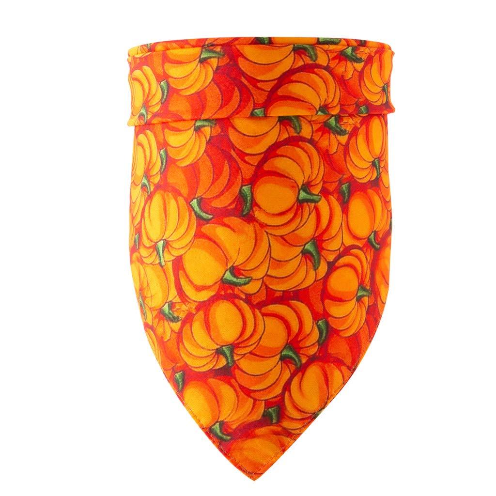 CAOQAO - Collar con pañuelo para Perro, Bandana, Cuello, Bufanda ...