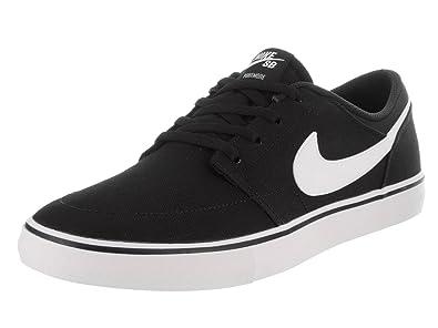 8d276781fea67 Nike Men's Portmore II Solar CNVS Skate Shoe