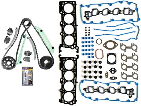 cciyu Head Gasket Kit Replacement fit Ford Grand Marquis Town Car Lincoln E150 F150 HS9792PT-8 04-11